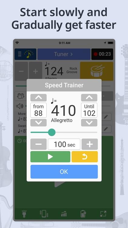 Tuner & Metronome -Soundcorset screenshot-4