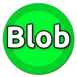 Blob io - Throw & split cells