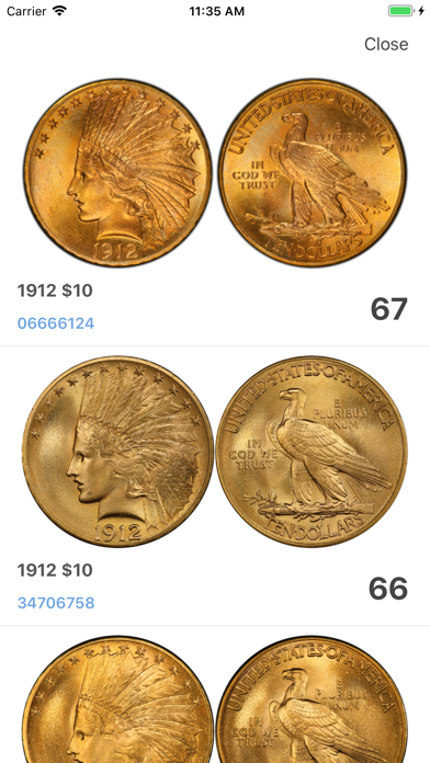 PCGS CoinFacts Coin Collectingのおすすめ画像9