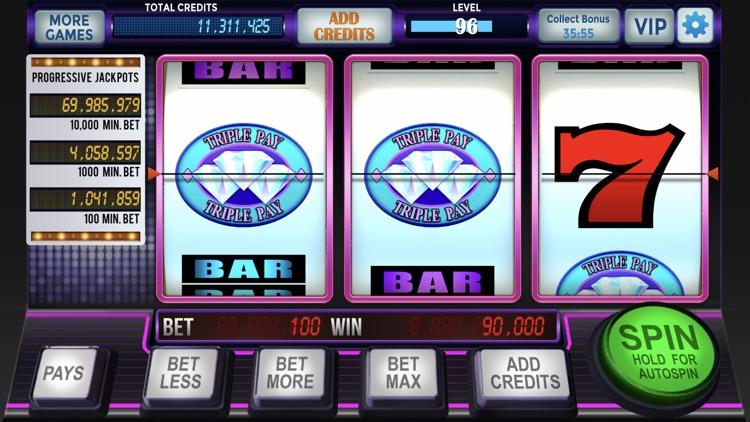 777 Slots Casino Classic Slots screenshot-4
