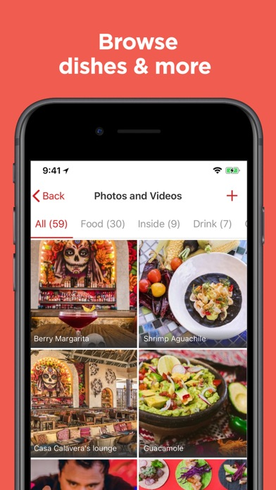 Yelp-Food & Services Around Me app image