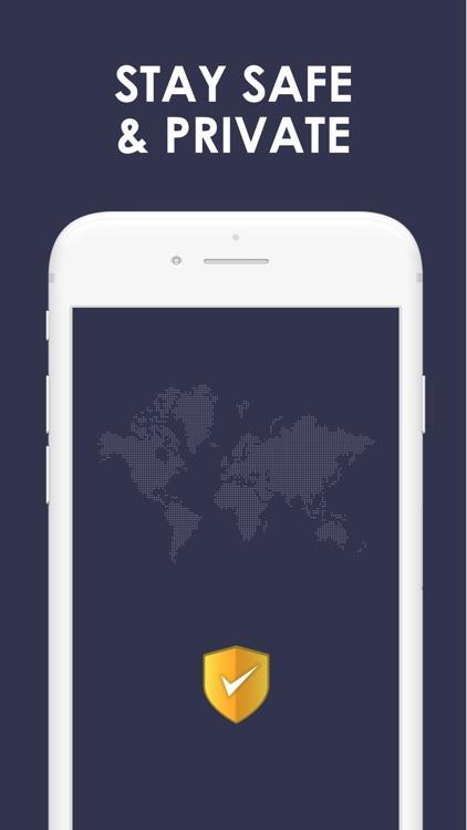 Comet VPN - Proxy for iPhone screenshot-4