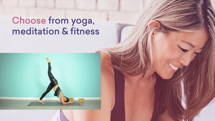 Yogaia: Yoga & Meditation screenshot-0