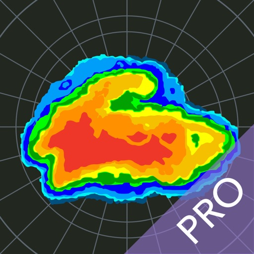 MyRadar NOAA Weather Radar Pro icon