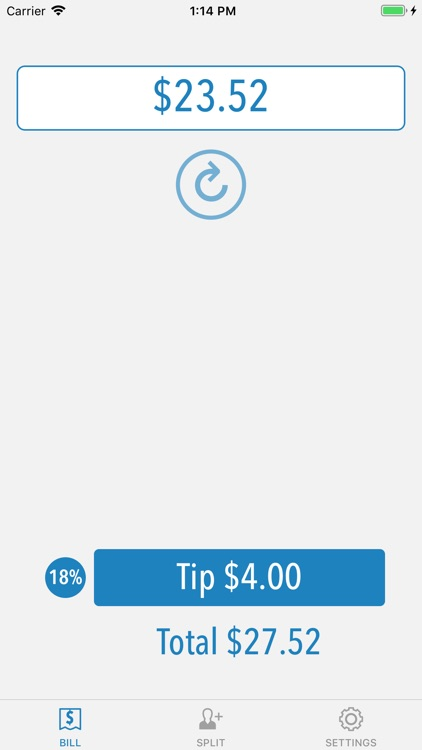 Tip Calculator App