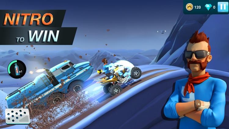 MMX Hill Dash 2 - Race Offroad screenshot-4