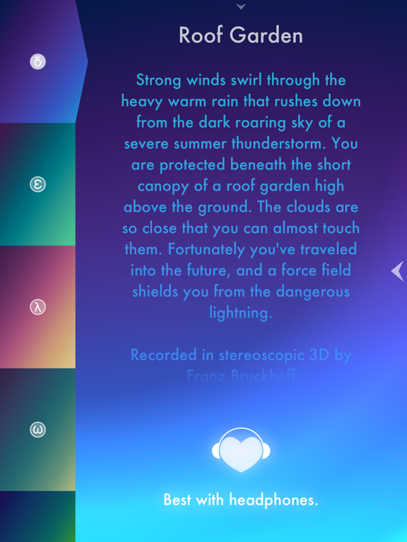 Thunderspace Rain Sleep Sounds Screenshots