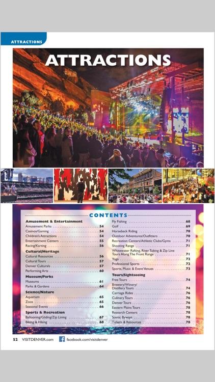 Denver Visitors Guide screenshot-4