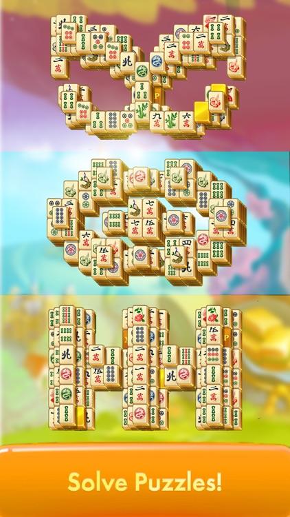 Mahjong Treasures Online