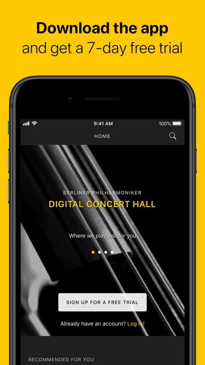 Digital Concert Hall screenshot-6
