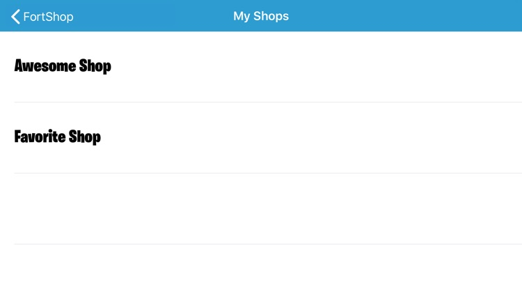 Daily Shop Maker - FortShop screenshot-5
