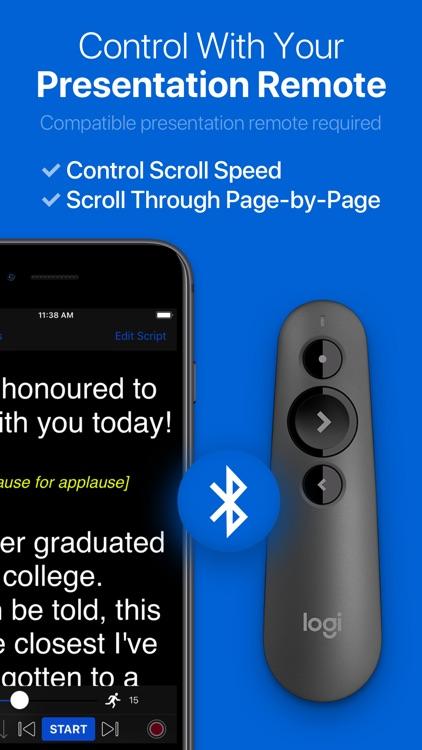 Teleprompter Premium screenshot-6