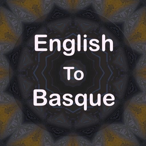 English To Basque Translator