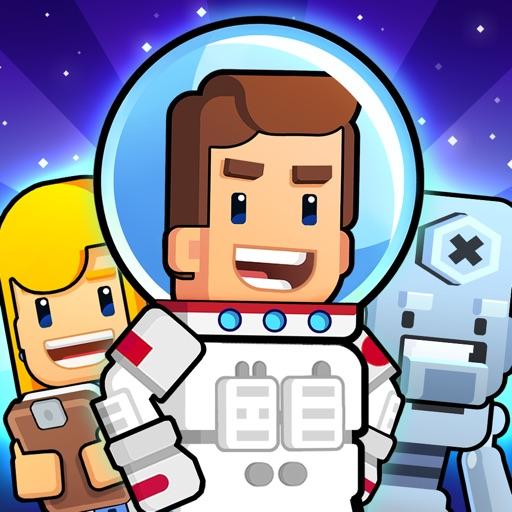Rocket Star: 宇宙工場経営シュミレーションゲーム