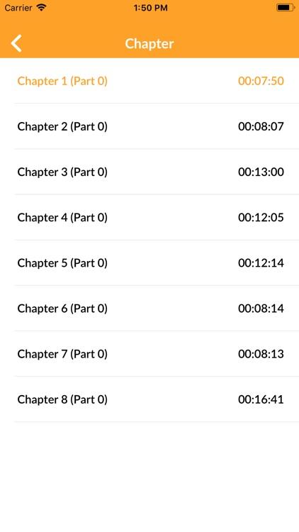Audiobooks NZ screenshot-4