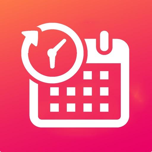Calendar Time Planner & Remind