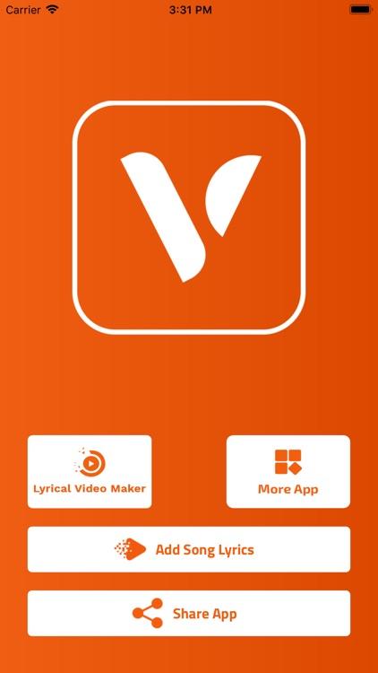 VidMate - Lyrical video maker screenshot-9