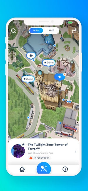 Disneyland® Paris im App Store on