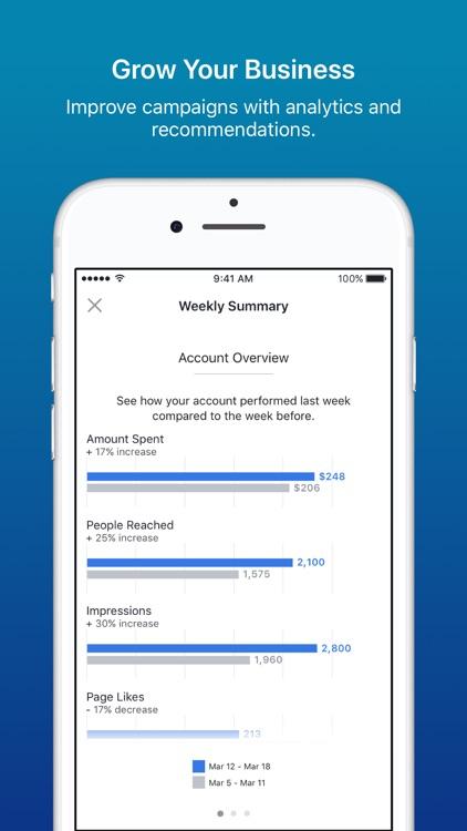 Facebook Ads Manager screenshot-3