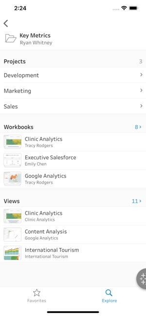 Tableau Mobile on the App Store
