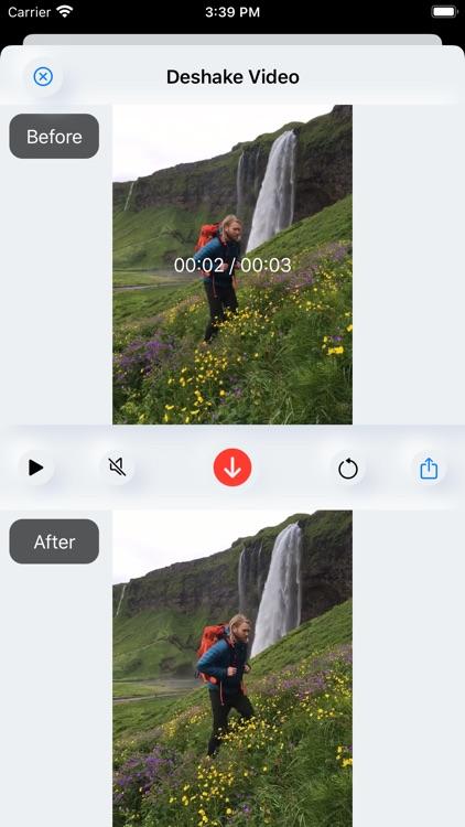 Video Deshake - Stabilizer