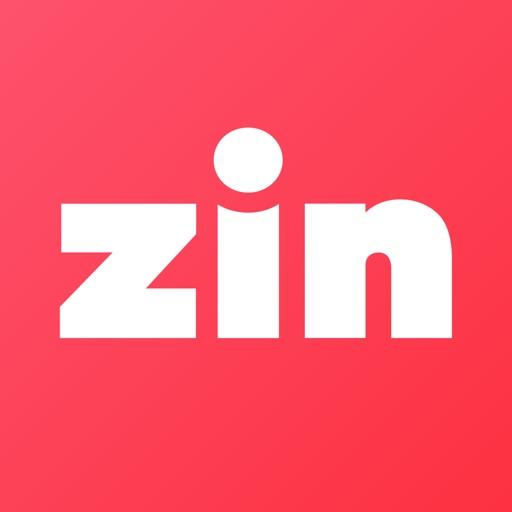 Zin: Secret Chat & Meetup