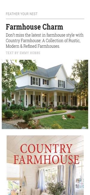 Fine The Cottage Journal On The App Store Download Free Architecture Designs Pendunizatbritishbridgeorg