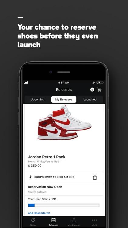 Foot Locker - Shop Releases screenshot-3
