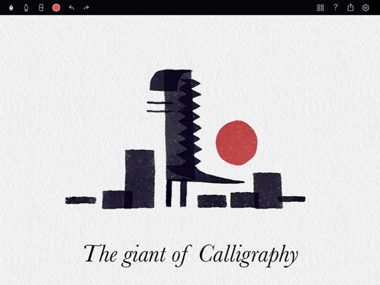Tayasui Calligraphy Screenshots