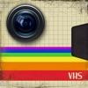 Retro VHS Cam + Old Camcorder