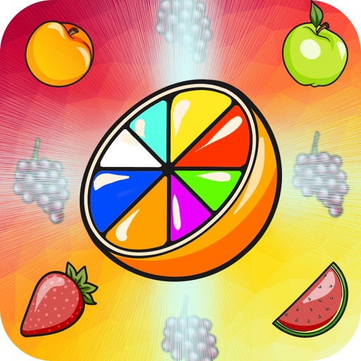 Happy Fruit Bunny Match 3 Game