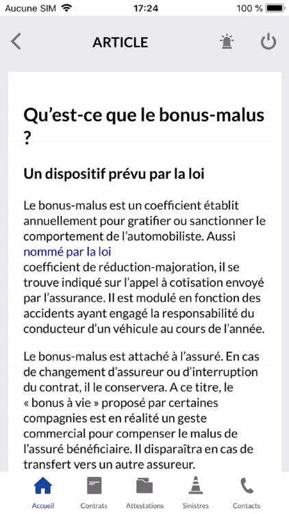 La Banque Postale Assurances screenshot-7