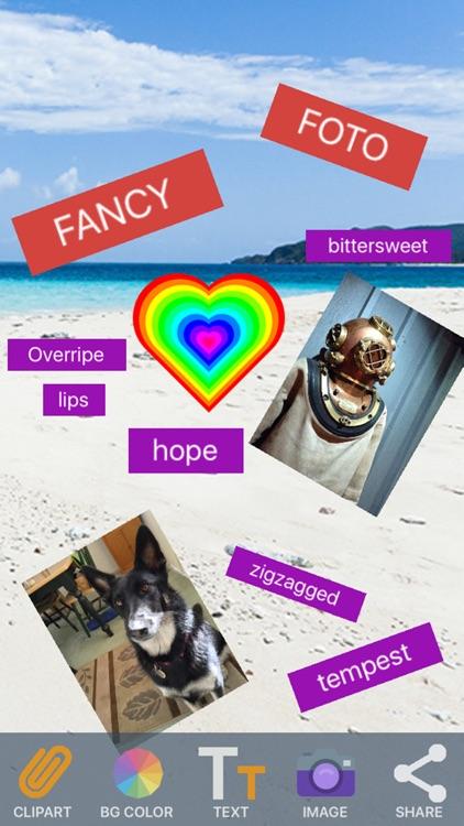 Fancy Foto screenshot-4