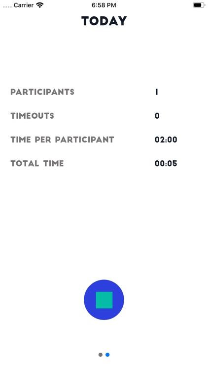 Standup timer & Poker cards screenshot-3