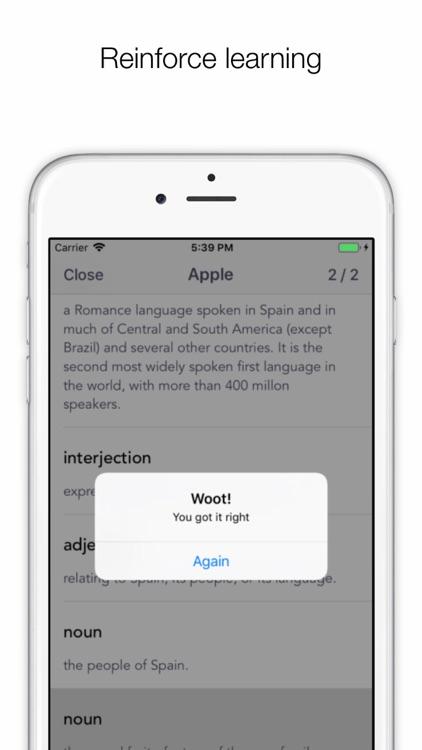 Word Manager screenshot-5