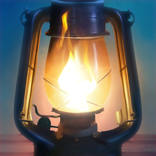 Night Light - Oil Lamp iOS App