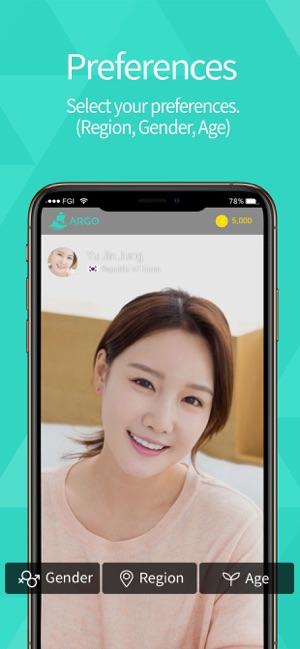 ARGO - xã hội Video Chat