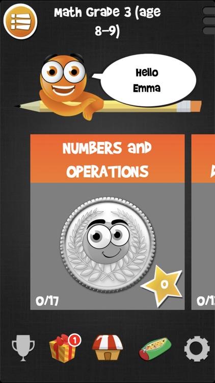 iTooch 3rd Grade App screenshot-3