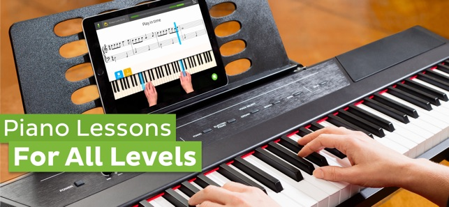 Skoove: Learn Piano on the App Store