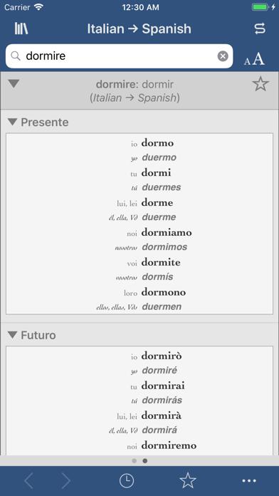 Vox Essential Spanish-Italianのおすすめ画像2