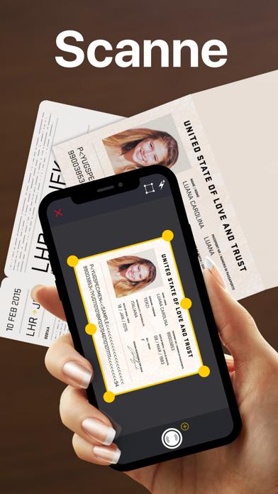 My Scans, beste Scanner-AppScreenshot von 6