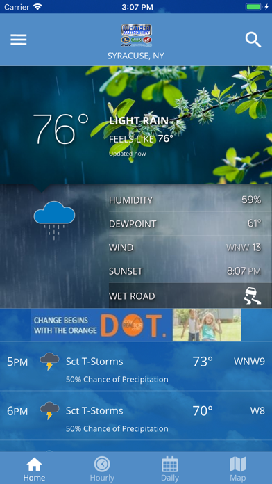 2020 Cny Central Weather Iphone Ipad App Download Latest