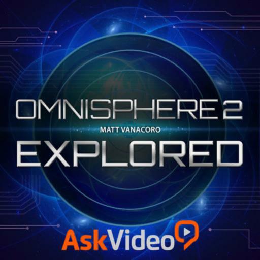 Omnisphere 2 Course By AV for Mac