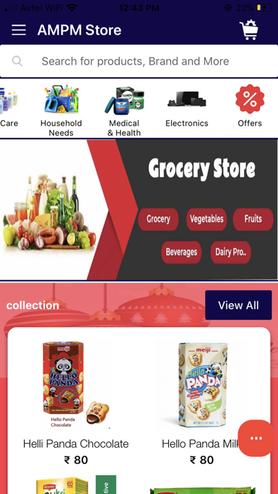 AMPM Store screenshot 1