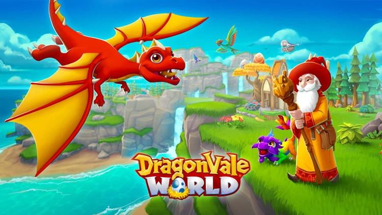 DragonVale World screenshot-4
