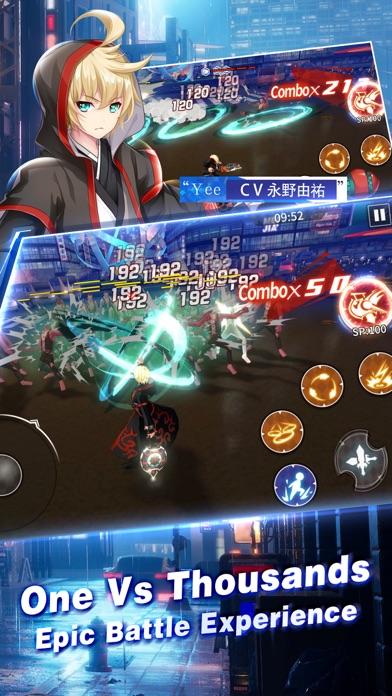 Night Agent: I'm the Saviorのおすすめ画像2