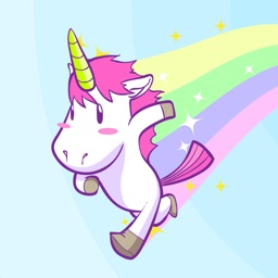 Unicorn Stickers ⋆