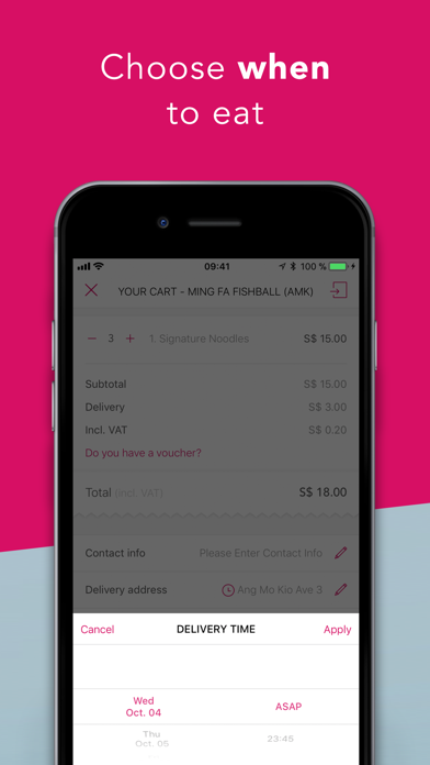 foodpanda - Order Food Delivery for Pizza, Burger and Sushi screenshot
