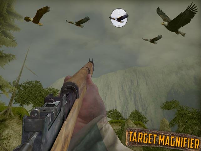 Bird Hunting Simulator 2021, game for IOS