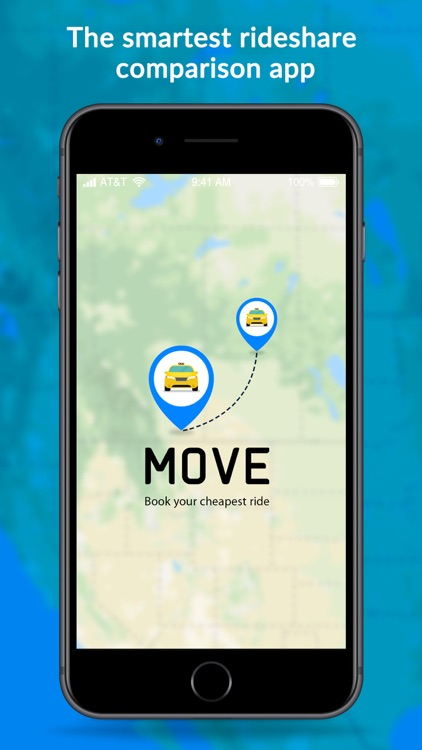 Move - Book Your Cheapest Ride by Divyan Gupta